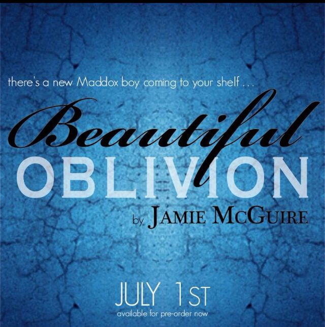 Beautiful Oblivion - First Book of the Maddox Brothers - Trenton's Book - Book#4