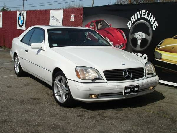 Make mercedes benz model cl500 year 1998 body style for Mercedes benz body styles