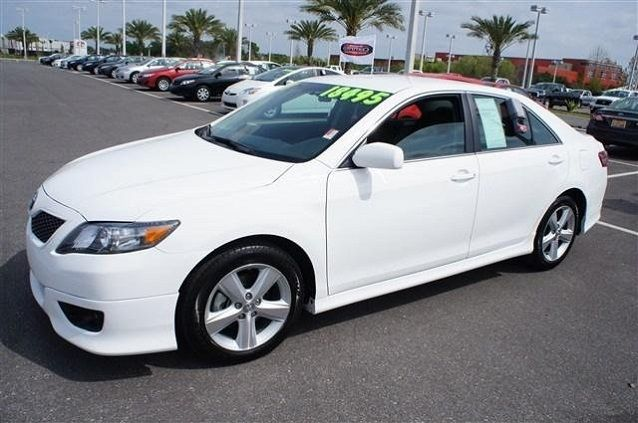 Did you know that we don't just offer used cars in Orlando with style and affordability - we also offer Certified used cars that come with absolutely incredible warranties? Check out this Toyota Certified Used Camry today!   http://blog.toyotaoforlando.com/2013/05/get-sporty-and-stylish-with-our-used-cars-in-orlando/
