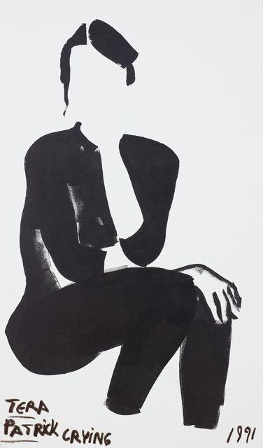 Eran Shakine, 'Tera Patrick Crying 1991,' 2015, Zemack Contemporary Art
