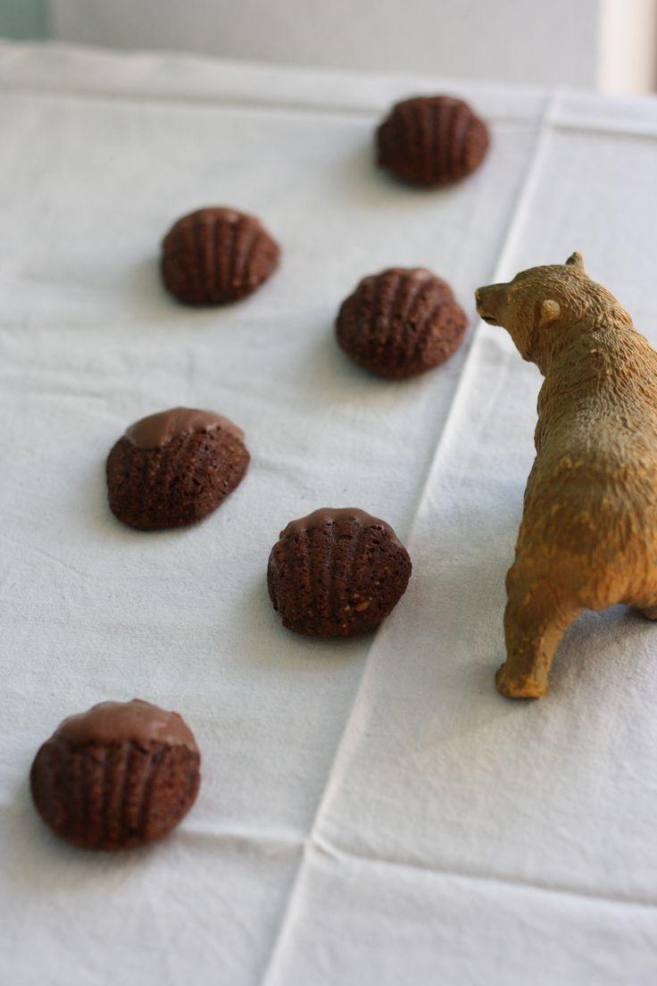 "Bärentatzen, ""bear paws"" http://umlimaomeiolimao.wordpress.com/"