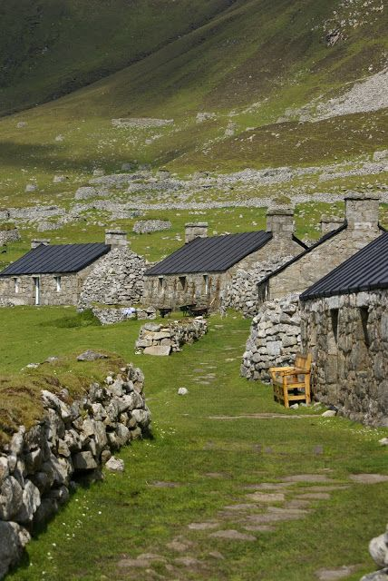 Life and death in St Kilda. I would love to visit here one day. You can find great info on St Kilda in the Kelvingrove Art Gallery, Glasgow.