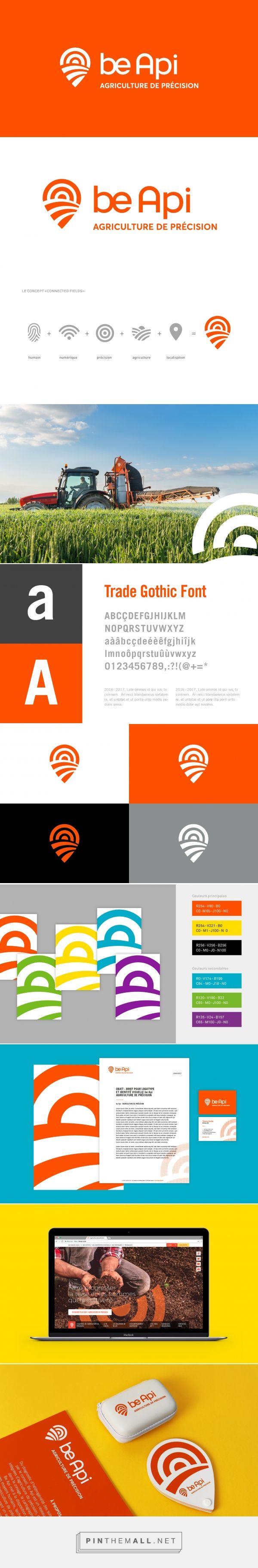 Be API, agriculture de précision - Graphéine - Agence de communication Paris Lyon - created via https://pinthemall.net