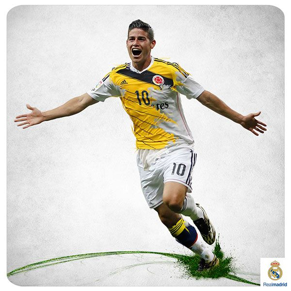 European Quaiifers /// Friendly - Real Madrid Players on Behance
