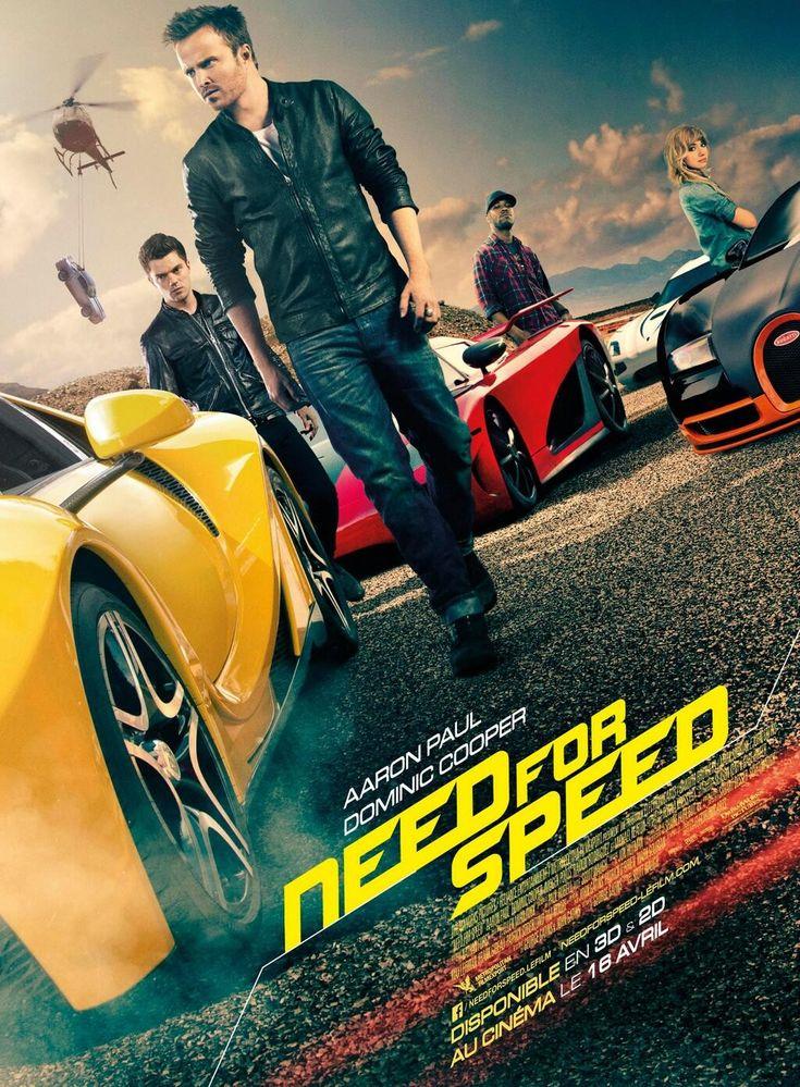Need For Speed: La Película [2014] [WebScr] Latino - Identi