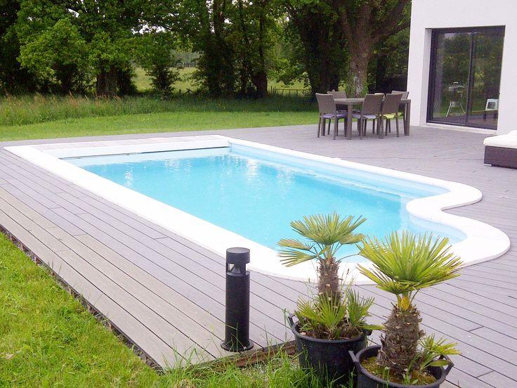 Les 25 meilleures id es de la cat gorie piscine coque sur for Construction piscine 79