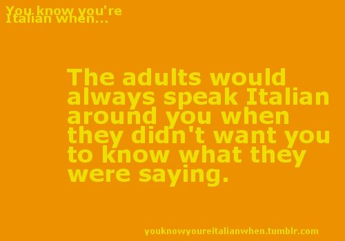 haha so true.. but after awhile you picked up on some of the lingo..