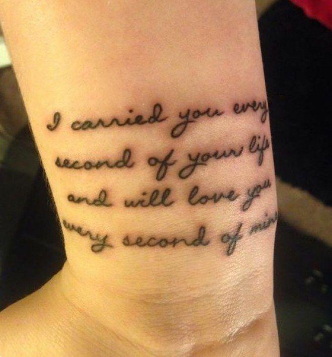 Les 25 meilleures id es de la cat gorie tatouage de fausse couche sur pinterest tatouage de - Raisons d une fausse couche ...