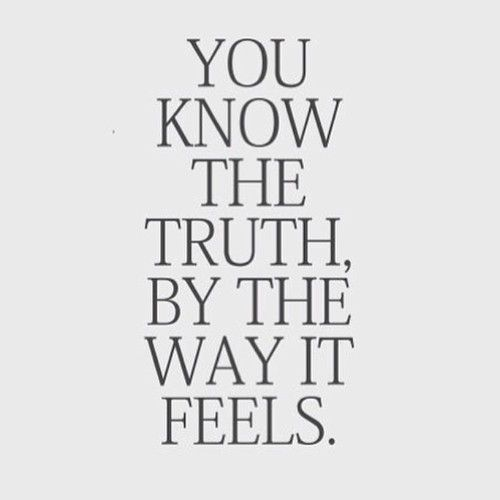 Feelings of betrayal, lies, anger....yep. Never ignore your gut instinct. It's always right. Always.