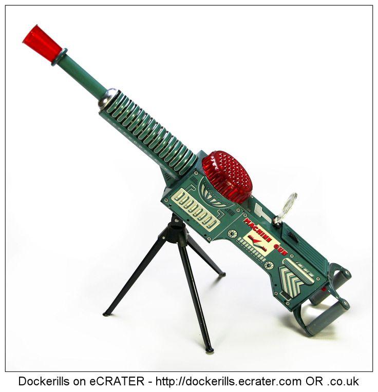 Theme interesting, Vintage toy wooden machine gun congratulate