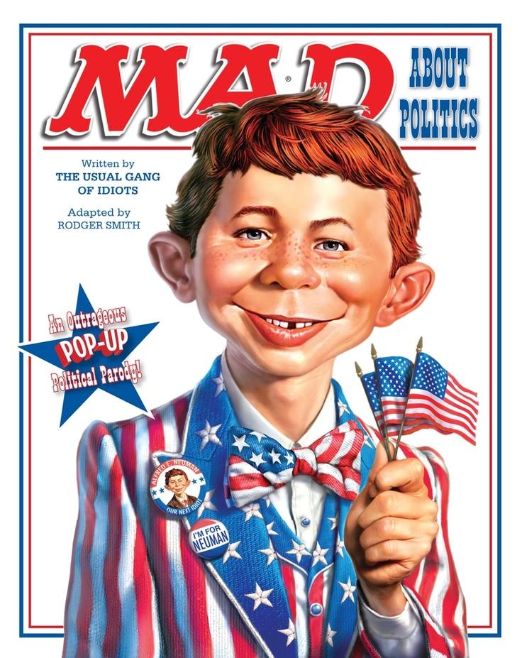 mad magazine porn