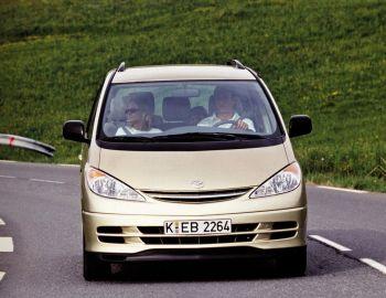 Toyota Previa '2000–05