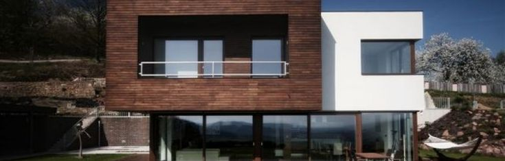 Family house - Vsechovice - personal interest of Adam Rujbr