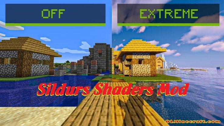 Sildur S Shaders Mod In 2021 Water Reflections Minecraft 1 Shader Pack