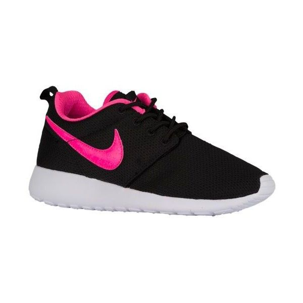 Nike Roshe Un Poids De Vol Pow / Jumeaux Blanc-noir Rose