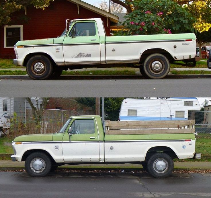 truck campers images  pinterest caravan