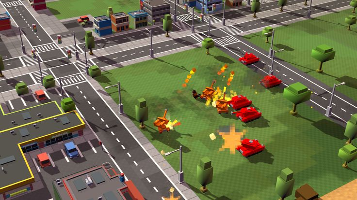 Real-time strategy 8-BIT ARMIES to get console release #Playstation4 #PS4 #Sony #videogames #playstation #gamer #games #gaming