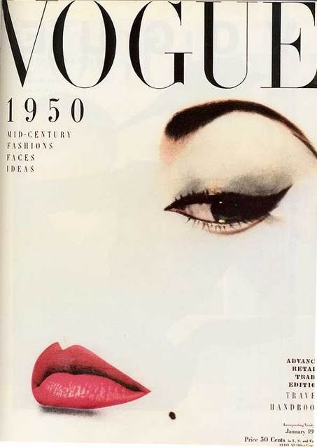 Okay so i know i already pinned this magazine but this is a different style, i love again the simplicity of it and how it doesent have the whole face but only the lips and one eye and eye brow it looks modern and nice, i would pick it up because of the few words and its a drawling not a picture of some celebrity