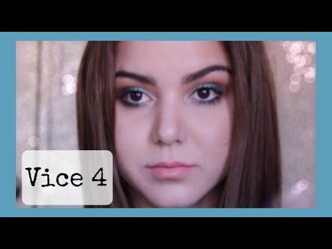 ♥ Tutorial Vice 4 | Mermaid eyes