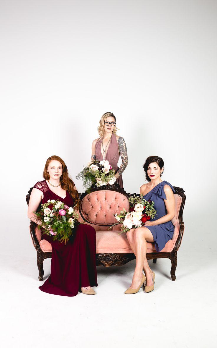 #HUSHCollection #Bridesmaid #Bridesmaids #Wedding #fashion #dress #bride #Photoshoot #Lookbook