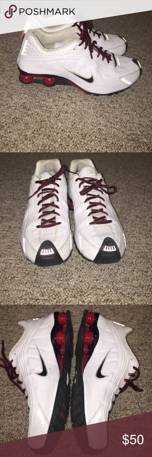 Nike shocks In really good shape!!! Nike Shoes Sneakers