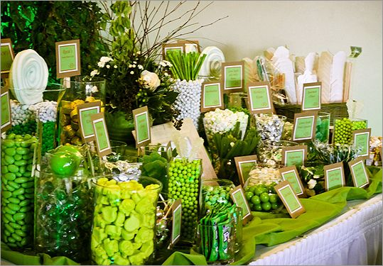 GREAT TIPS ON THIS SITE FOR SETTING UP YOUR CANDY BAR