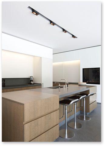 ... Kitchen op Pinterest  België, Moderne keukens en Zwarte keukens