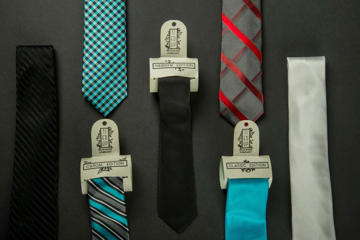 Tie'd Up Neck Ware (Student Project) on Packaging of the World - Creative Package Design Gallery