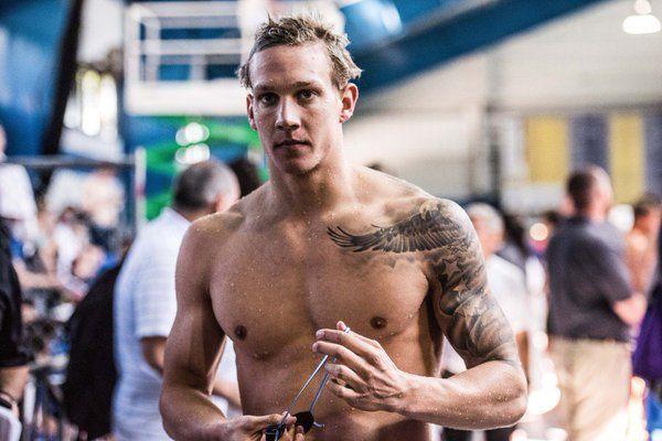 Caeleb Dressel - Fl Gator-2016 Olympic Swimming Team USA
