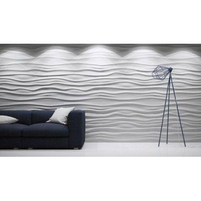 Panel dekoracyjny ścienny 3D - Dunes - Wave
