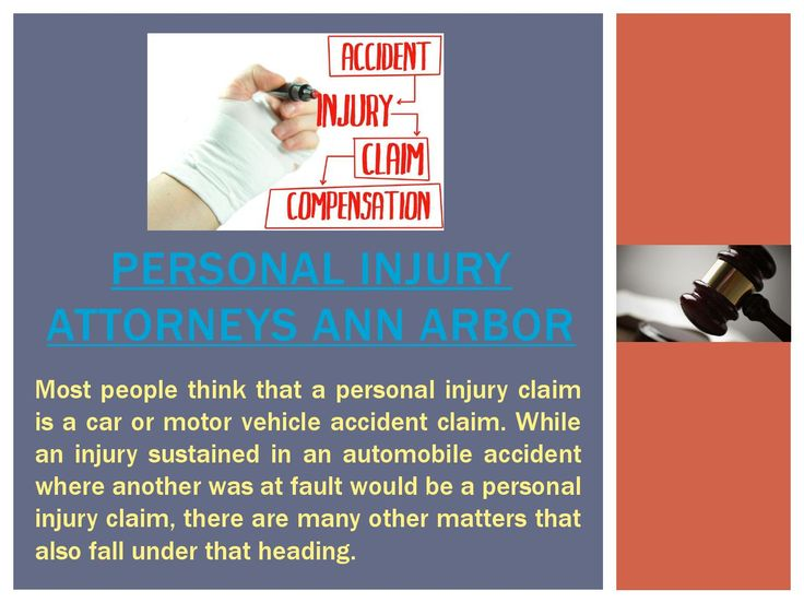 Injury attorneys ann arbor