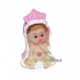 Ucuz Prenses bebek şekeri pembe