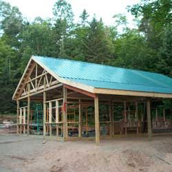 25 best ideas about pole barn construction on pinterest for Cost to build a pole barn home
