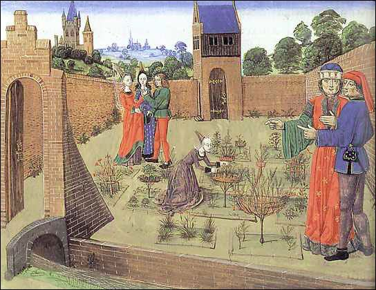 Sample Images | Gardens Through History | Gardening Feature ...