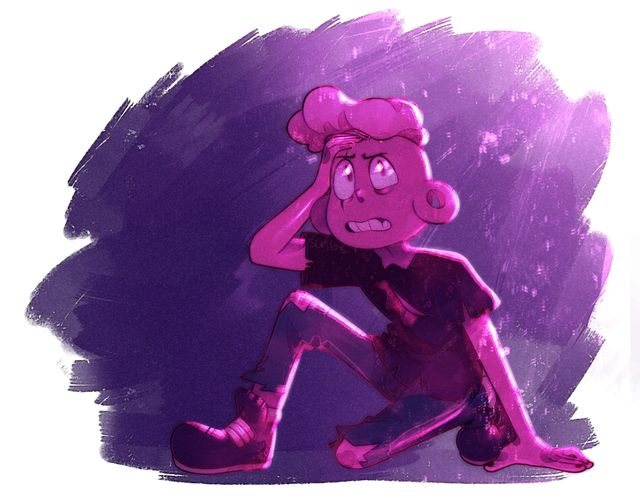 Steven Universe, Lars<<< oops whoever posted this forgot to credit @cryptidsp00n go check their tumblr! :)