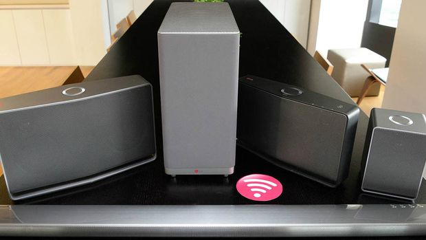 LG takes battle to Sonos with Music Flow speaker system | LG's new streaming system is launching soon, and includes some pretty nifty little features. Buying advice from the leading technology site