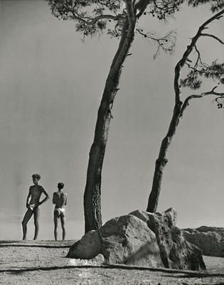 Herbert List - Young Men on Naxos - Naxos - 1937