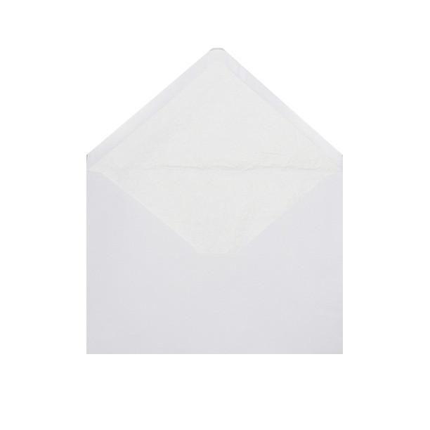 White - White Tissue Lined Envelopes  #Envelope #red #special #yellow #Autumn #envelopes #lining #Neon #Pocket #unique
