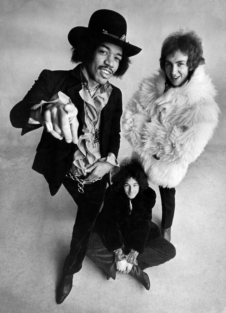 The Jimi Hendrix Experience, circa 1960s pic.twitter.com/qrd1ewwD5h
