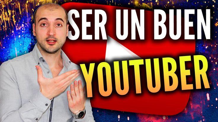Cómo Ser Un Buen YouTuber: 4 ERRORES Que Te Impiden Crecer en YouTube! #YouTuber #YouTube #VideoMarketing #marketing