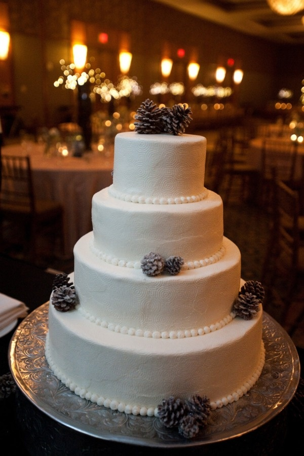 Cake And Decor 1220 : 1000+ images about Pinecone/Woodland Wedding on Pinterest ...