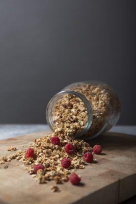 Knasende sprø og økologisk granola | Come Clean | Bloglovin'