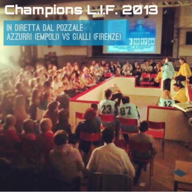 Champions L.I.F. 2013