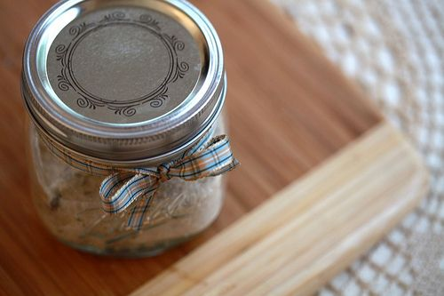 Lavender Vanilla Sugar from Joy The Baker. I know a few people who would love this in their stocking.
