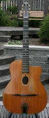 Selmer Maccaferri Guitars (Vintage)