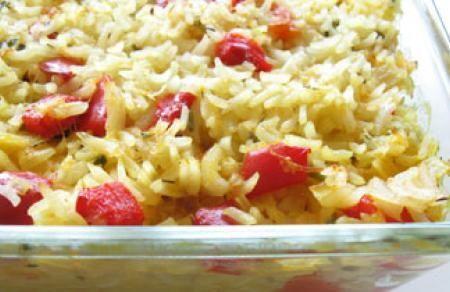Arroz de bacalhau no forno | Receitas Rápidas, Fáceis & Saudáveis