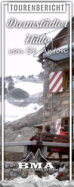 St. Anton - Darmstädter Hütte   Wandern Tirol