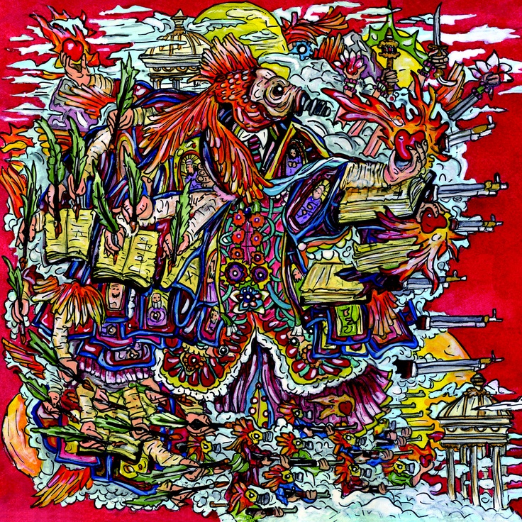 False Priest by of Montreal