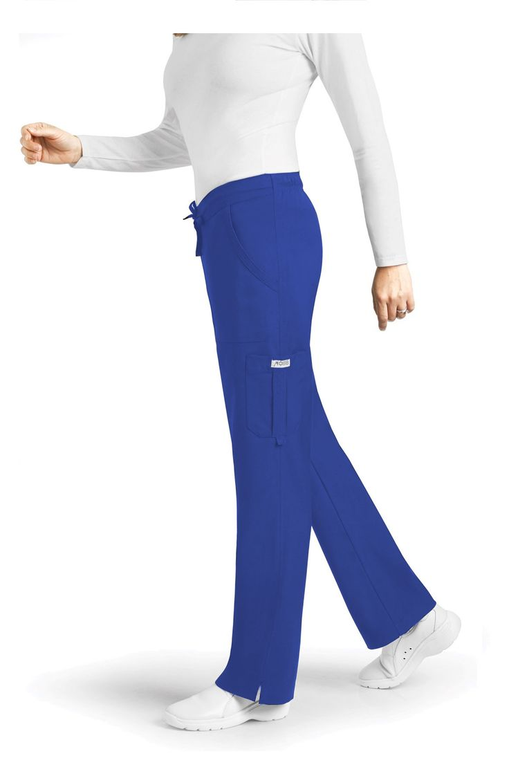 Stretch Flex Scrub Pant | Tall | Nurse | Dixie Uniforms Canada