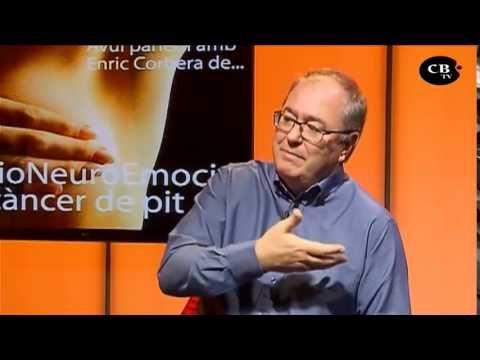 BioNeuroEmoción: El cáncer de mama - Enric Corberá - YouTube